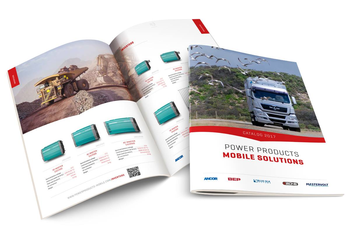 Catalogus voor Power Products Mobile Solutions